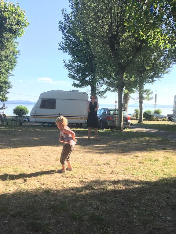 Camping plek 2
