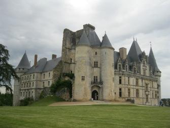 Chateau van La Rochefoucauld
