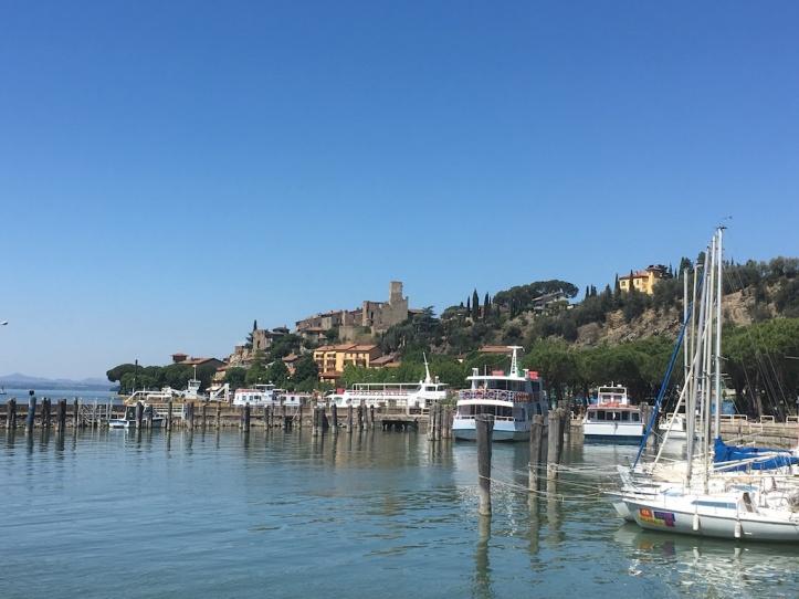 Passignano dorp