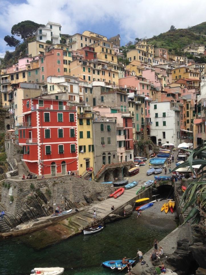 Riomaggiore haven 2