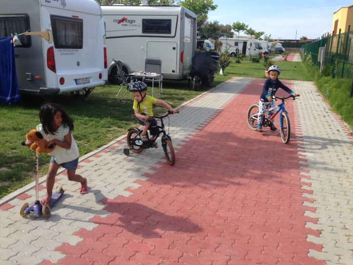 Vallecrosia camping