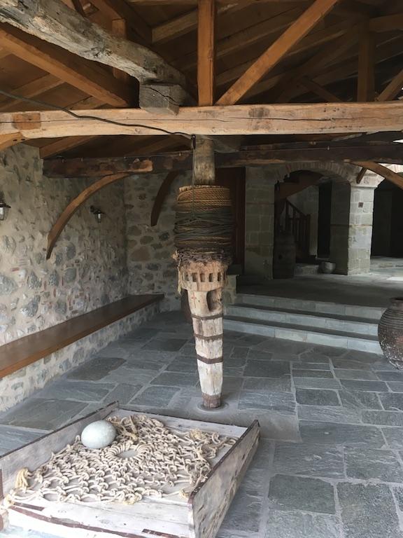 Klooster Triada katrol