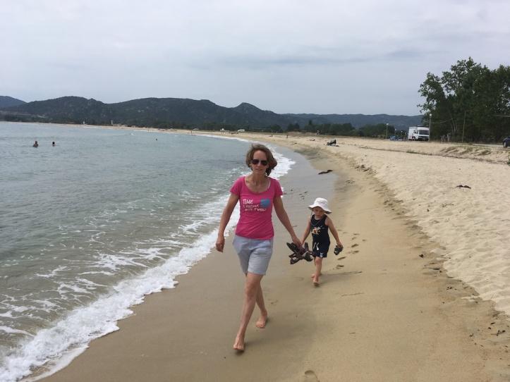 Melissi strandwandeling