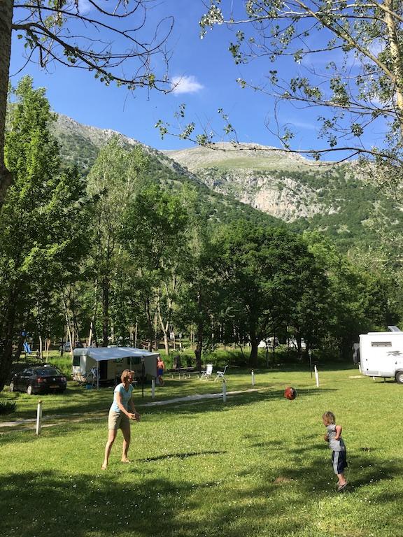 Opi camping