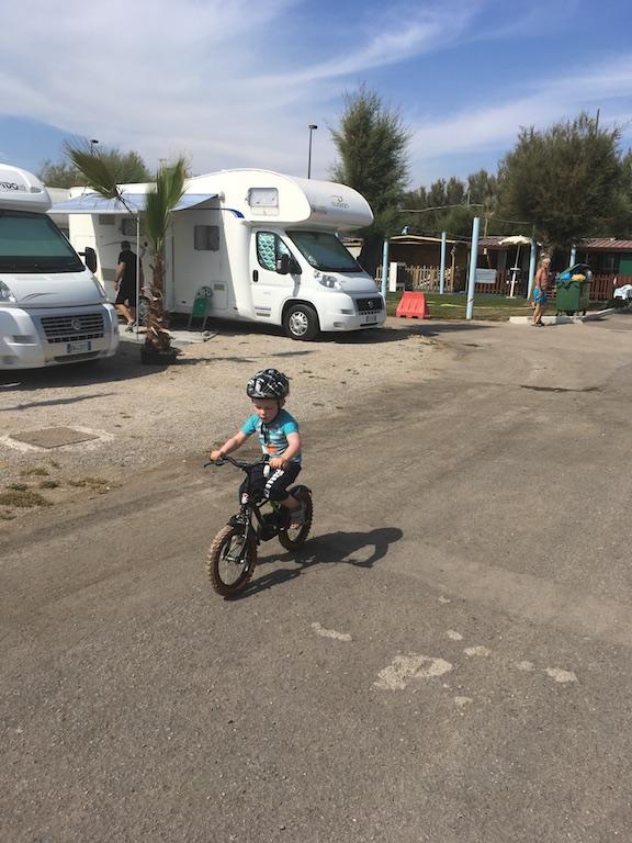 Salerno fietsen