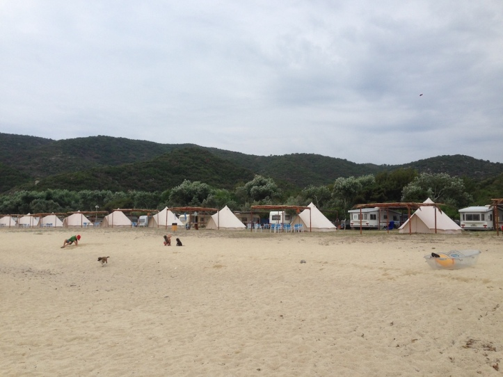 Thalatta Camp tenten