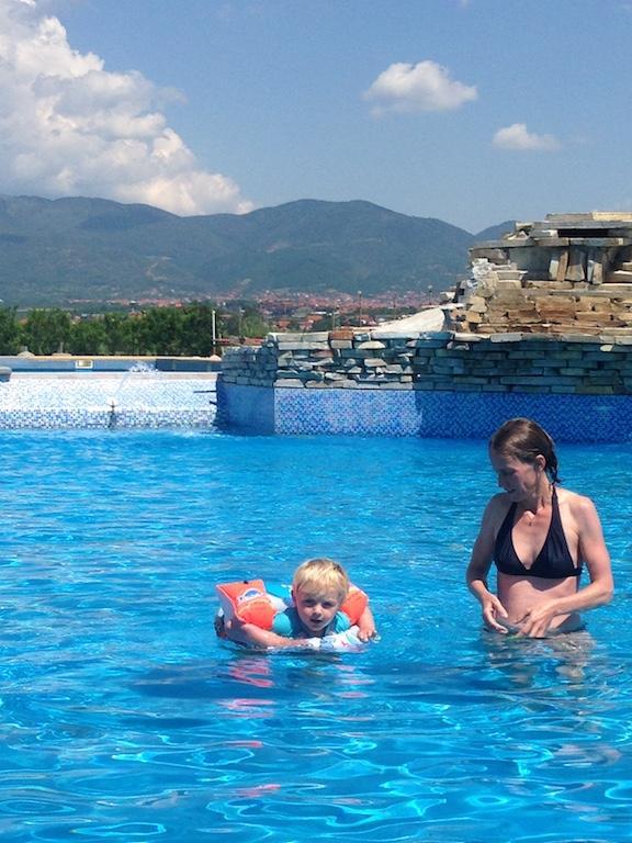 Vranje zwembad