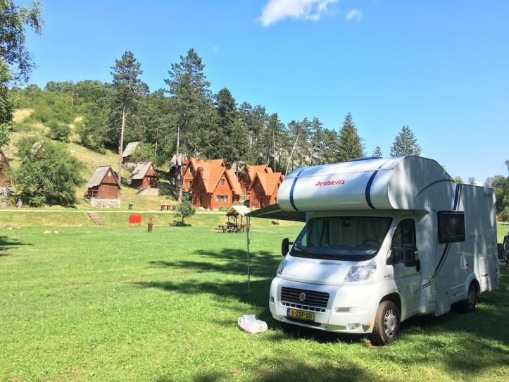 Aggtelek camping