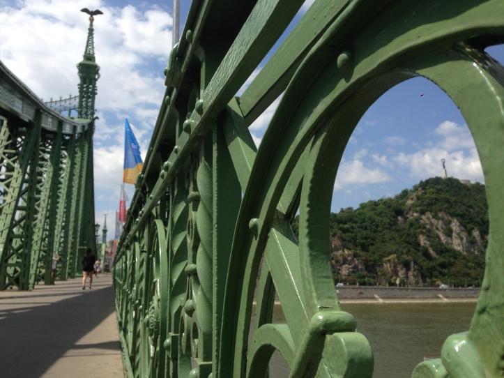 BP brug doorkijk