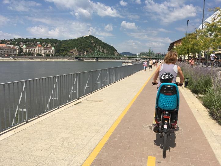 BP fietsen Donau