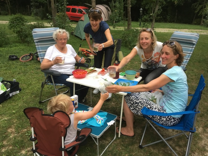 Camping Z proost