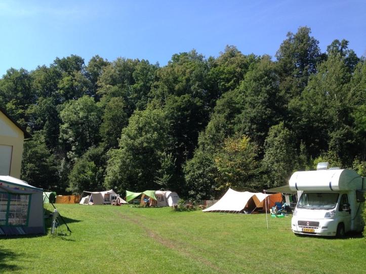 DL campingplek