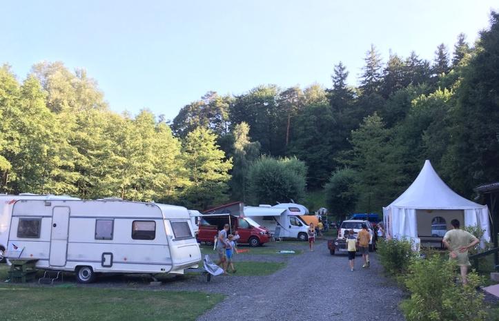 Karpaty camping