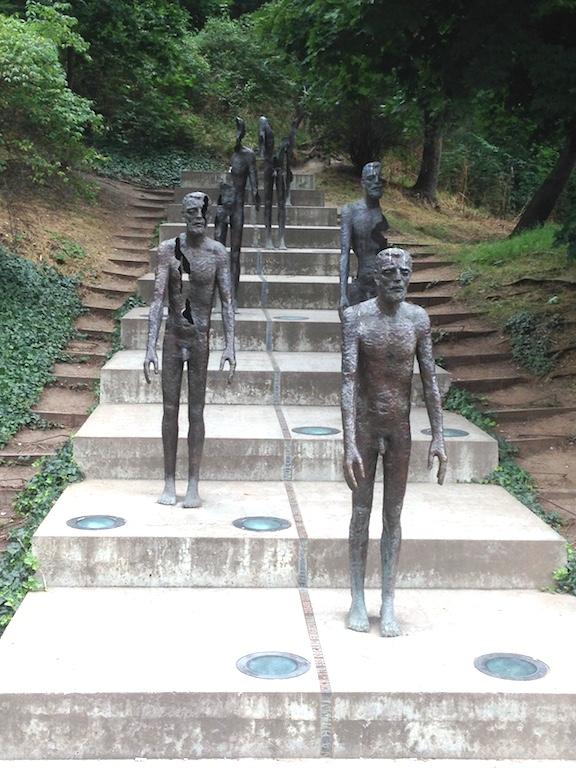 Praag monument