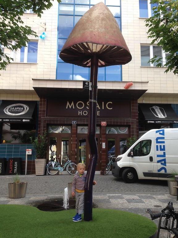 Praag MosaicHouse2