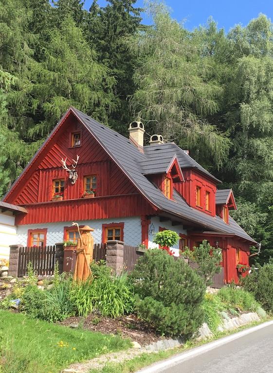 Reuzengebergte huis