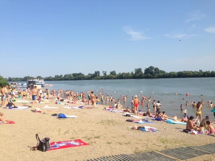 Sava strand