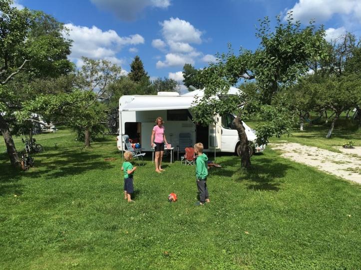Sokol campingplek