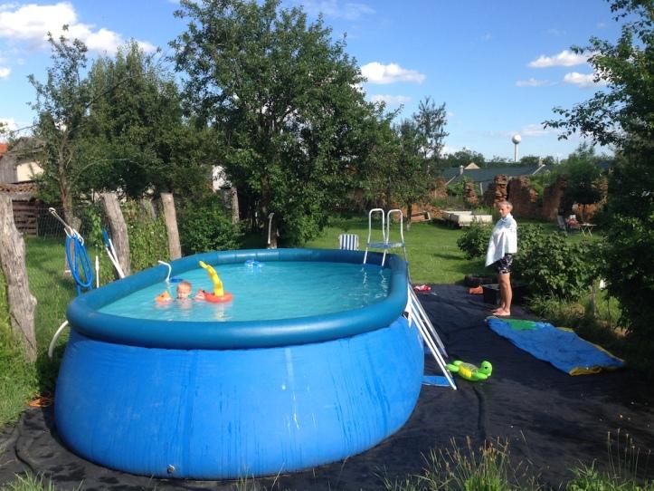 Sokol zwembad