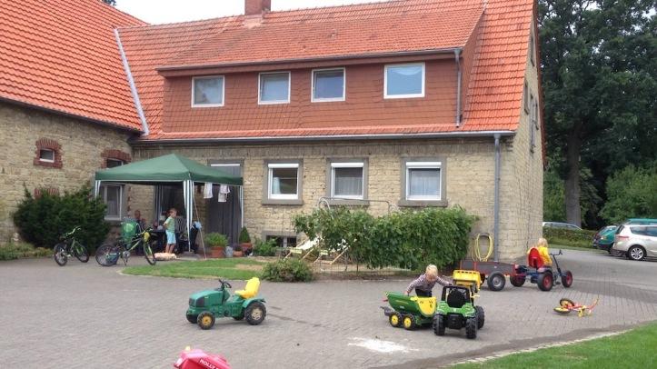 Wenker tractors